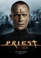Priest - Theatrical movie poster (xs thumbnail)