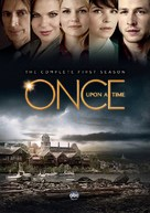 """Once Upon a Time"" - DVD cover (xs thumbnail)"