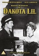 Dakota Lil - British DVD cover (xs thumbnail)