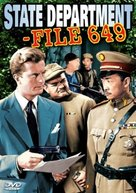 State Department: File 649 - DVD cover (xs thumbnail)