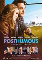 Posthumous - German Movie Poster (xs thumbnail)