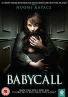 Babycall - British DVD cover (xs thumbnail)