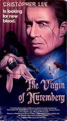 Vergine di Norimberga, La - VHS cover (xs thumbnail)