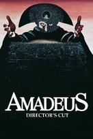 Amadeus - DVD movie cover (xs thumbnail)