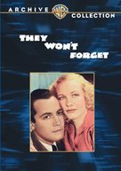 They Won't Forget - DVD cover (xs thumbnail)