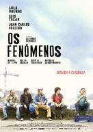 Los fenómenos - Spanish Movie Poster (xs thumbnail)