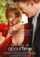 About Time - Dutch Movie Poster (xs thumbnail)
