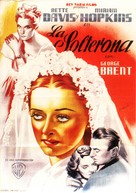 The Old Maid - Spanish Movie Poster (xs thumbnail)