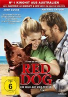 Red Dog - German DVD movie cover (xs thumbnail)