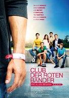 Club der roten Bänder - Wie alles begann - German Movie Poster (xs thumbnail)