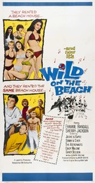 Wild on the Beach - Movie Poster (xs thumbnail)