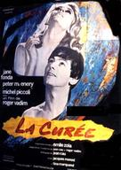 Curée, La - French Movie Poster (xs thumbnail)