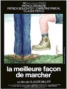 Meilleure façon de marcher, La - French Movie Poster (xs thumbnail)