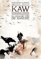 Kaw - Spanish DVD cover (xs thumbnail)