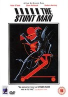 The Stunt Man - British DVD movie cover (xs thumbnail)