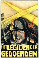 The Legion of the Condemned - Dutch Movie Poster (xs thumbnail)
