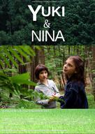 Yuki & Nina - German Movie Poster (xs thumbnail)