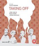 Taking Off - British Blu-Ray movie cover (xs thumbnail)