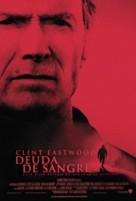 Blood Work - Spanish Movie Poster (xs thumbnail)