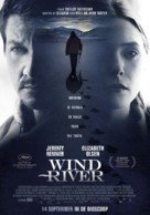 Wind River - Dutch Movie Poster (xs thumbnail)