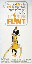 In Like Flint - Movie Poster (xs thumbnail)
