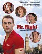 Mr. Right - DVD cover (xs thumbnail)