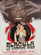 Blacula - French Movie Poster (xs thumbnail)
