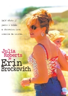 Erin Brockovich - Czech DVD cover (xs thumbnail)