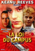 Brotherhood of Justice - French DVD movie cover (xs thumbnail)
