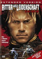 A Knight's Tale - German Movie Cover (xs thumbnail)