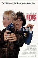 Feds - Movie Poster (xs thumbnail)