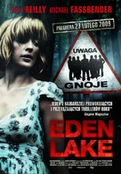 Eden Lake - Polish Movie Poster (xs thumbnail)