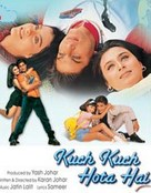 Kuch Kuch Hota Hai - Indian Movie Poster (xs thumbnail)