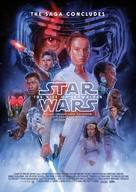 Star Wars: The Rise of Skywalker - Australian Movie Poster (xs thumbnail)