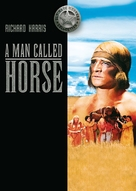 A Man Called Horse - Australian DVD cover (xs thumbnail)