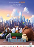 The Secret Life of Pets - Czech Movie Poster (xs thumbnail)