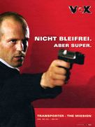 Transporter 2 - German Movie Poster (xs thumbnail)