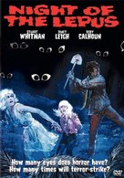 Night of the Lepus - DVD movie cover (xs thumbnail)