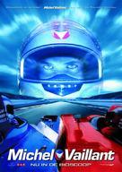 Michel Vaillant - Dutch Movie Poster (xs thumbnail)