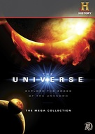 """""""The Universe"""" - DVD movie cover (xs thumbnail)"""