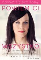 Kerron sinulle kaiken - Polish Movie Poster (xs thumbnail)