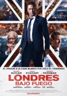 London Has Fallen - Argentinian Movie Poster (xs thumbnail)