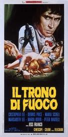 Il trono di fuoco - Italian Movie Poster (xs thumbnail)