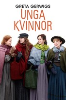 Little Women - Swedish Video on demand movie cover (xs thumbnail)