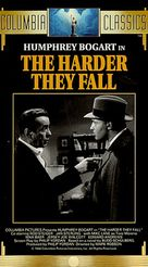 The Harder They Fall - VHS cover (xs thumbnail)