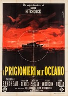 Lifeboat - Italian Movie Poster (xs thumbnail)