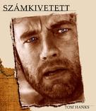 Cast Away - Hungarian Blu-Ray movie cover (xs thumbnail)