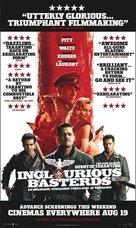 Inglourious Basterds - British Movie Poster (xs thumbnail)