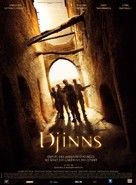 Djinns - French Movie Poster (xs thumbnail)