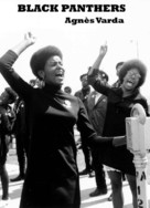 Black Panthers - French DVD movie cover (xs thumbnail)